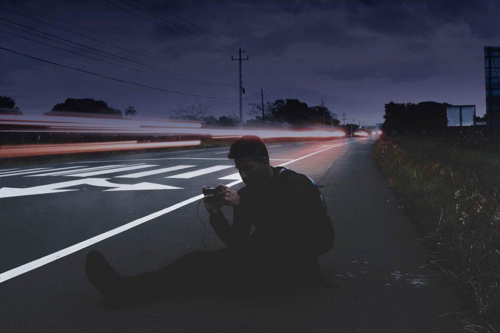 Fotografieren bei Nacht