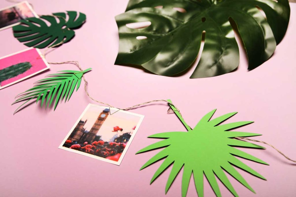 Tropical Party Garland