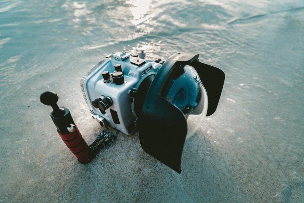 Underwater Gear Maintainance