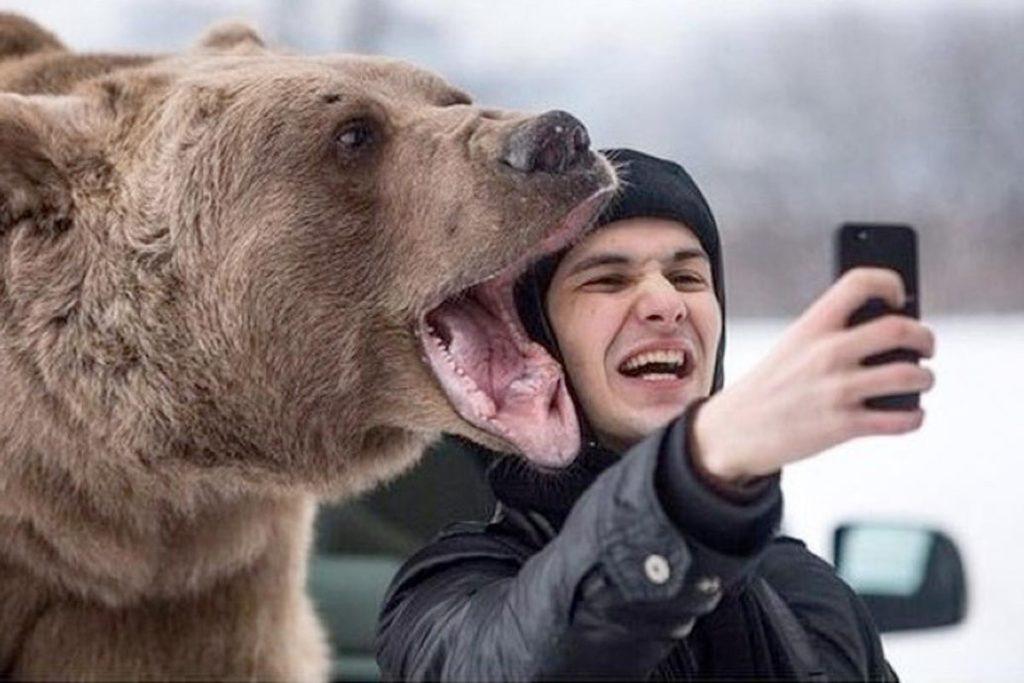 Crazy Selfies