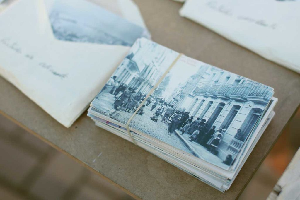A Brief History on Postcards