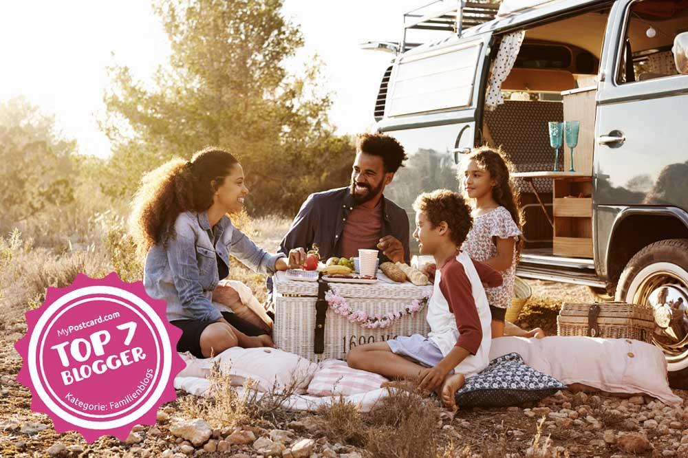 Familienblog TOP 7 - Ranking Elternblogs