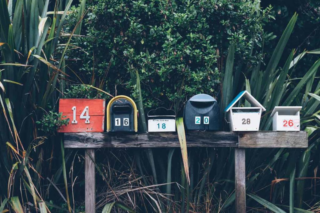 Post fun facts worldwide - The most unusual facts about the post and stamps worldwide