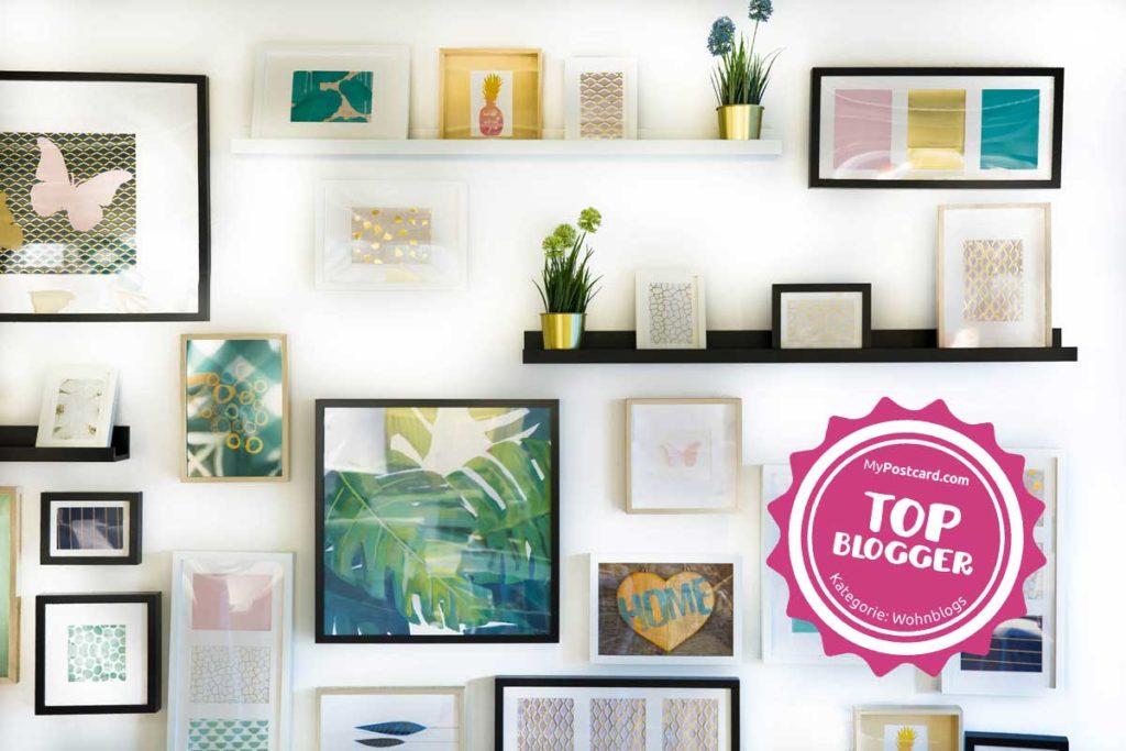 Wohnblogs Ranking - TOP 10 interior Blogs weltweit