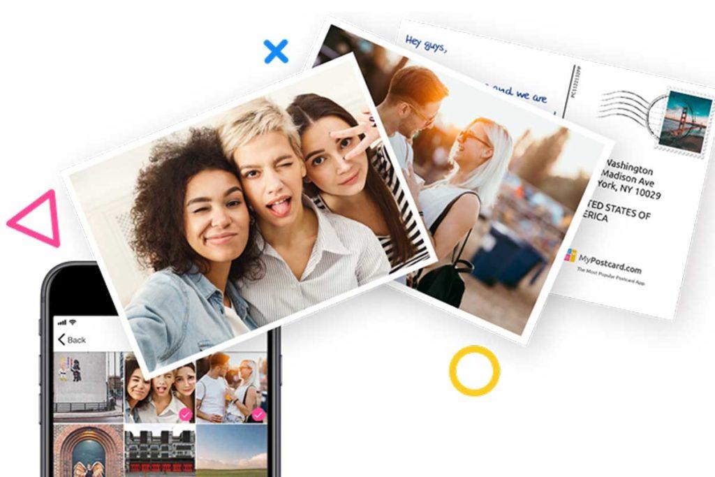 MyPostcard helps generate revenue for postal providers