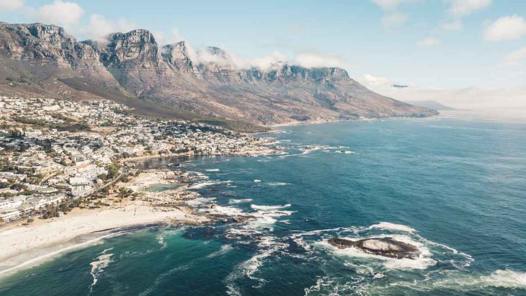 Place to visit in 2020 Cape Town