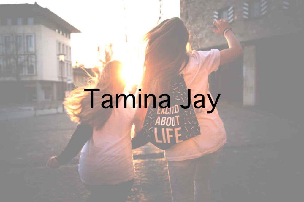 inspirierende blogs - Tamina Jay
