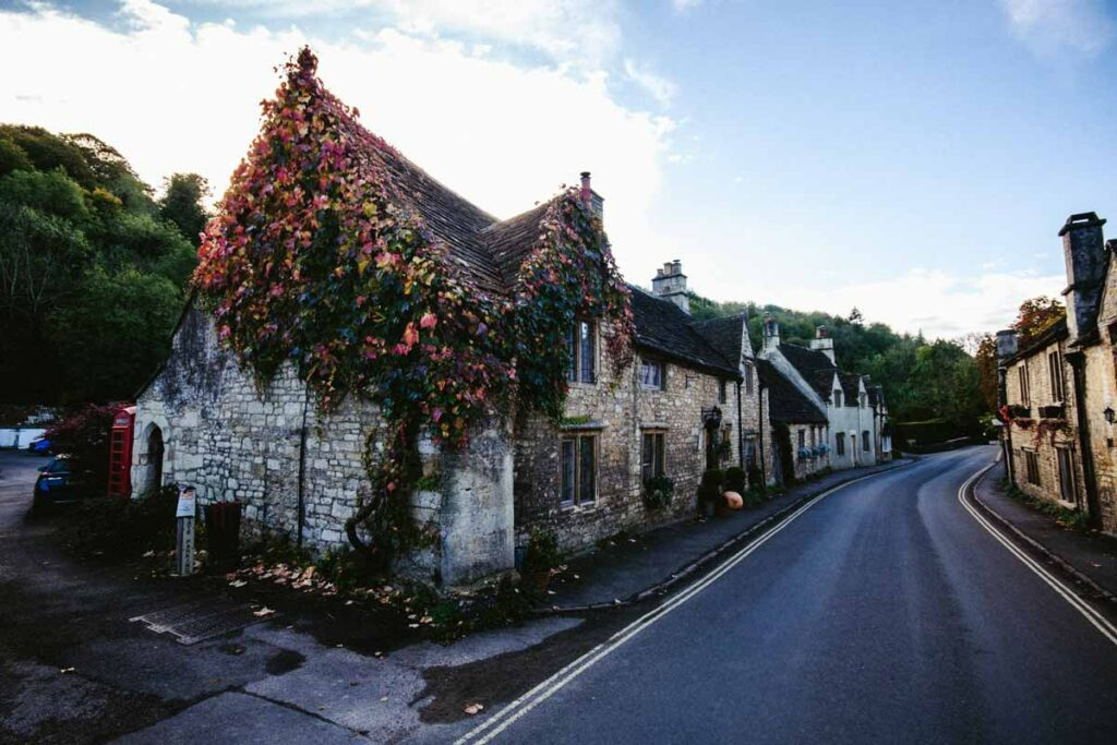 A charming village in the Cotswolds, unsurprisingly one of the best weekend trips from London