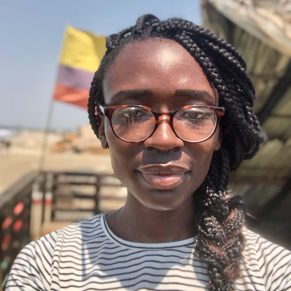 Jessica Anyan-Brown Profil Bild für Passprivileg Artikel