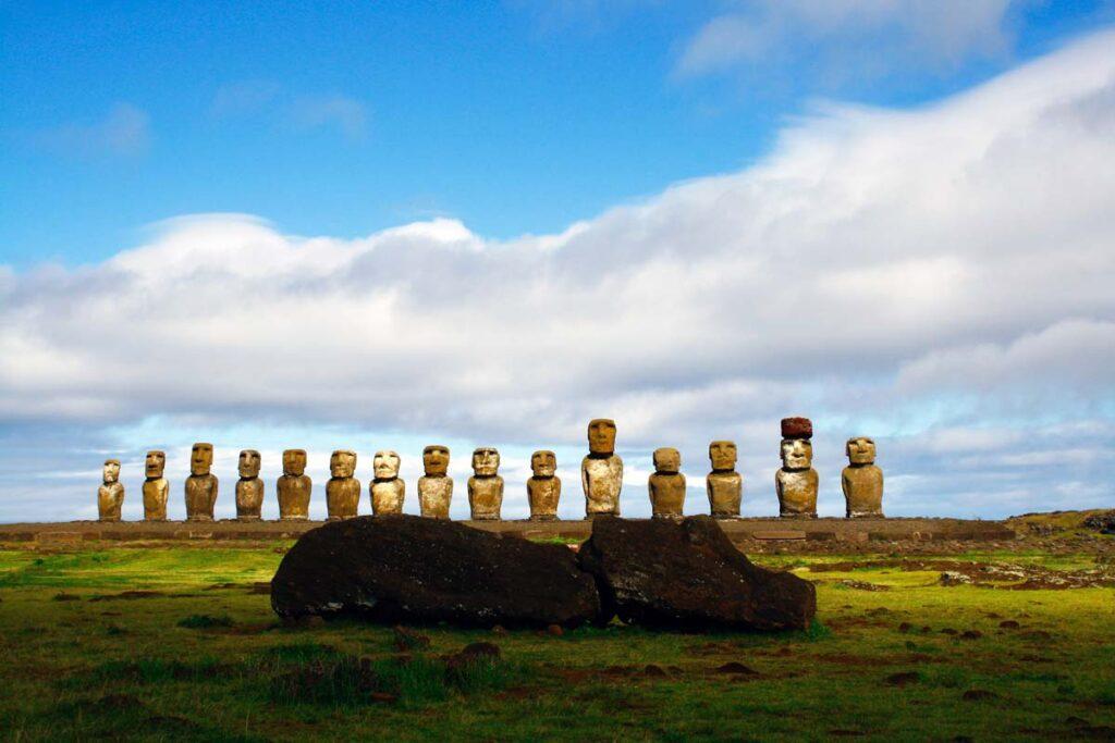 Unter den top Sehenswürdigkeiten in Ozeanien ist Easter Inseln
