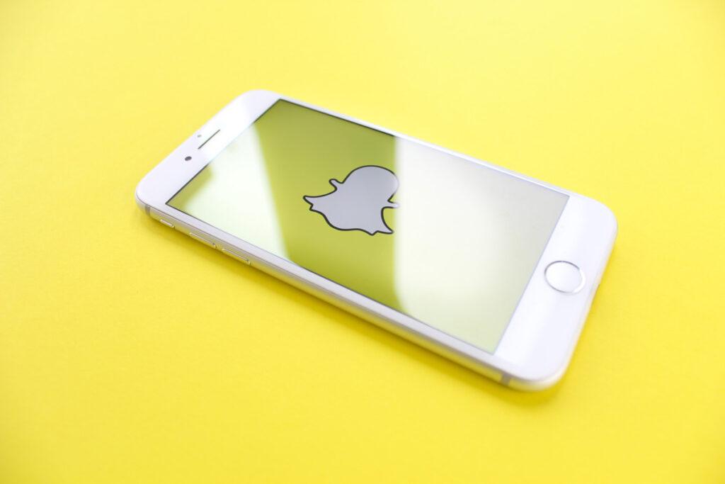 snapchat ist eine unseren apps um nah zu bleiben